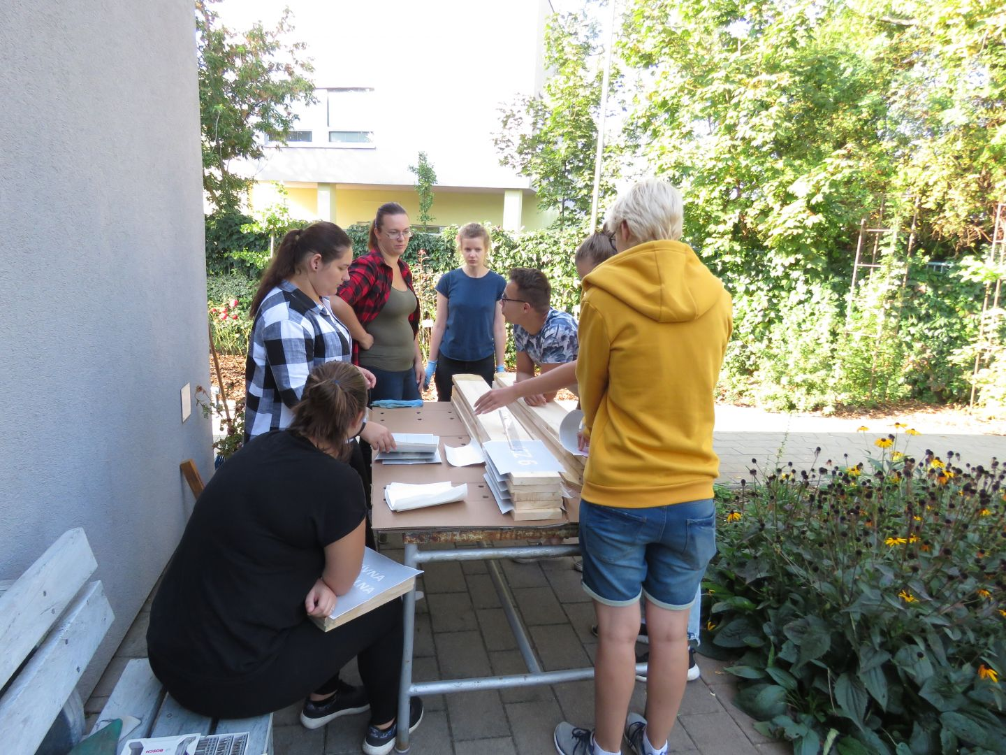 Results of pedagogical research in the Interactive Experimental Garden
